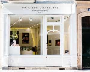 Pâtisserie Conticini, Paris Mélanie Denizot