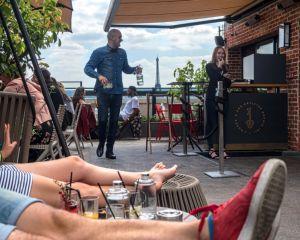 Terrass Hotel Van Biesen - Ooshot - CRT Paris Île-de-France