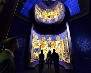 Galerie des Gobelins Mobilier national / Thibaut Chapotot