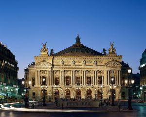 Opéra Garnier Sophie Dos Santos Jean-Pierre Delagarde J-P. Delagarde / Opéra Garnier