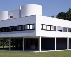 Villa Savoye, Poissy J.-C. Ballot-CMN, Paris/Le Corbusier-ADAGP 2015