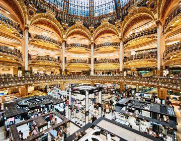 Galeries Lafayette, Paris 2017 Van Biesen / Ooshot / CRT Paris Île-de-France