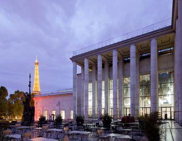 Palais de Tokyo Florent Michel / 11h45