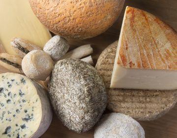 Galeries Lafayette Haussmann, plateau de fromage au Lafayette Gourmet, Paris 2013 S.Adenot/Galeries Lafayette