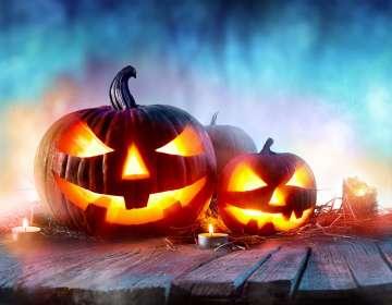 Halloween pumpkin Romolo Tavani