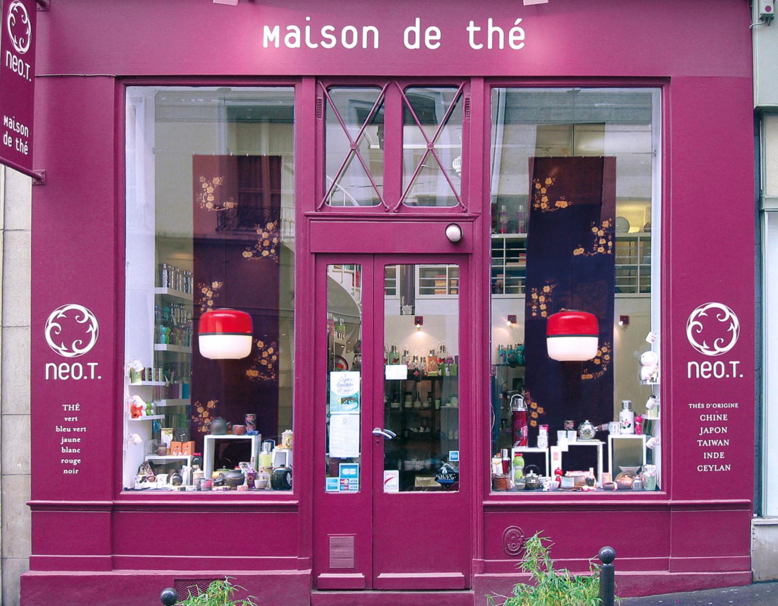 Notre maison de thé a ouvert ses portes en octobre 2007 au 89%252C rue des Martyrs à Paris neo.T.%252FERIC THOMAS