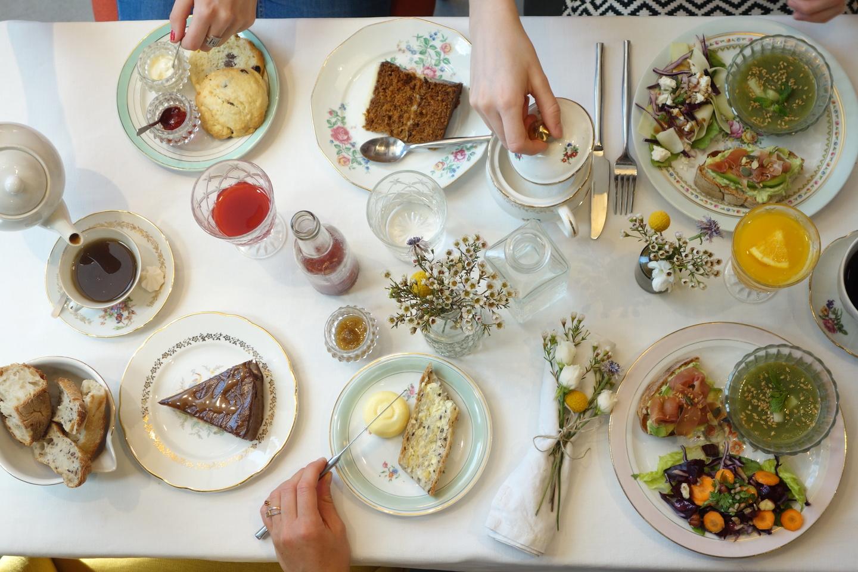 Salon de thé%252C Sept-Cinq%252C Paris%252C 2016. Boutique Sept-Cinq%252C Paris%252C 2016.