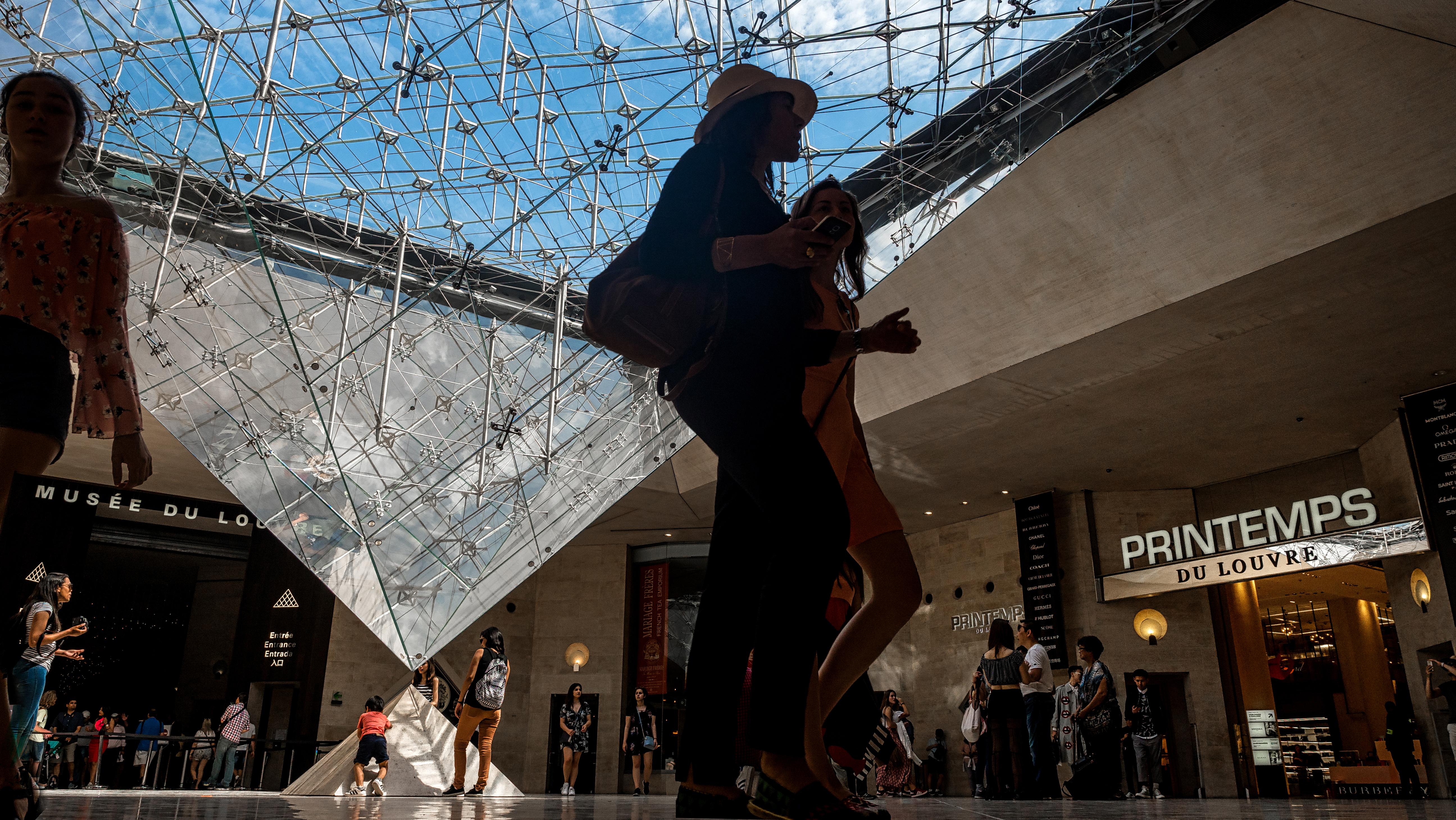 Carrousel du Louvre%252C Paris 2017 Carrousel du Louvre%252C Paris 2017
