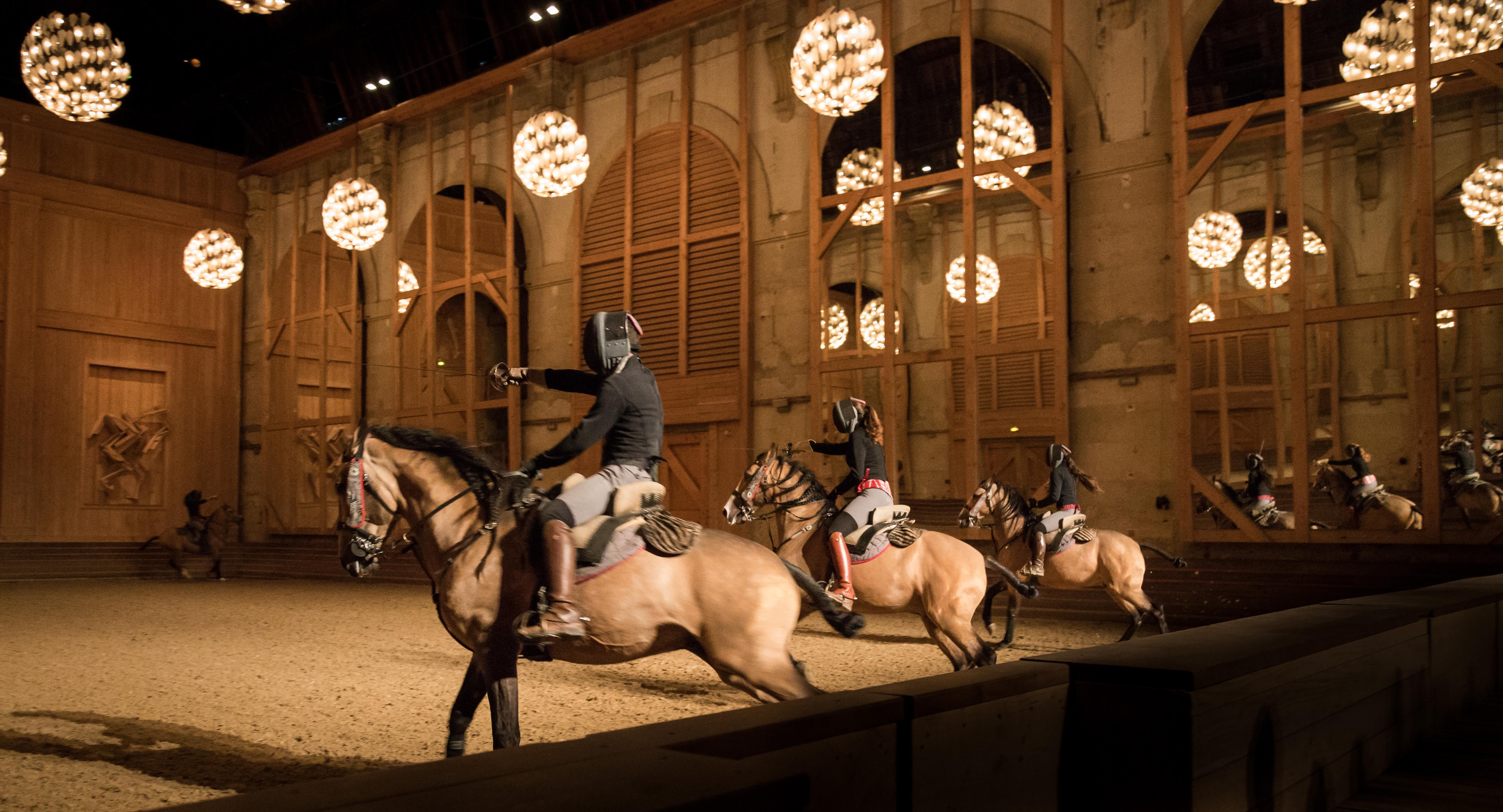 Académie Equestre de Versailles François Berthelot