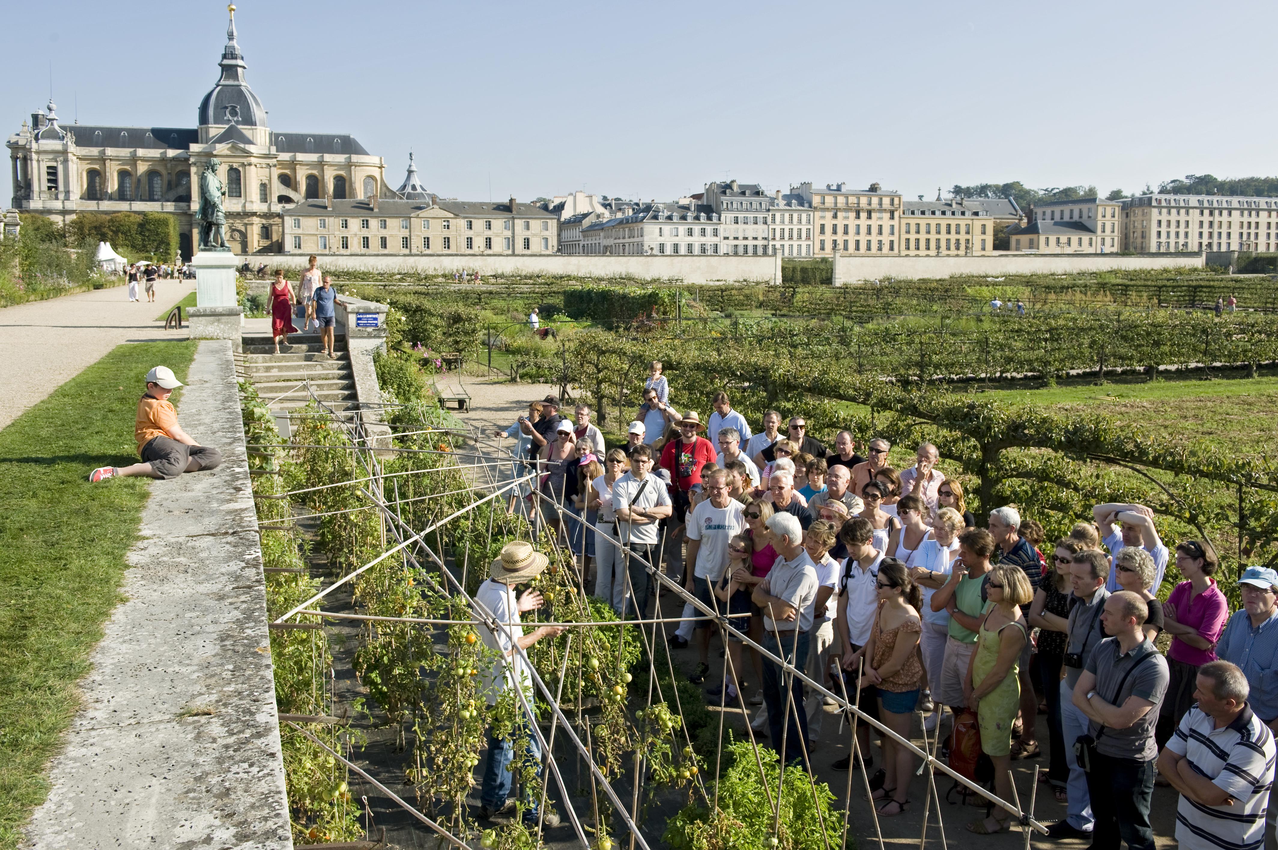 Visite du Potager du Roi%252C Versailles 2011. Visite du Potager du Roi%252C Versailles 2011.