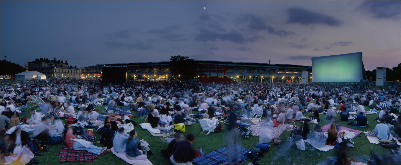 Festival de Cinéma en Plein-air de la Villette Alain Goustard