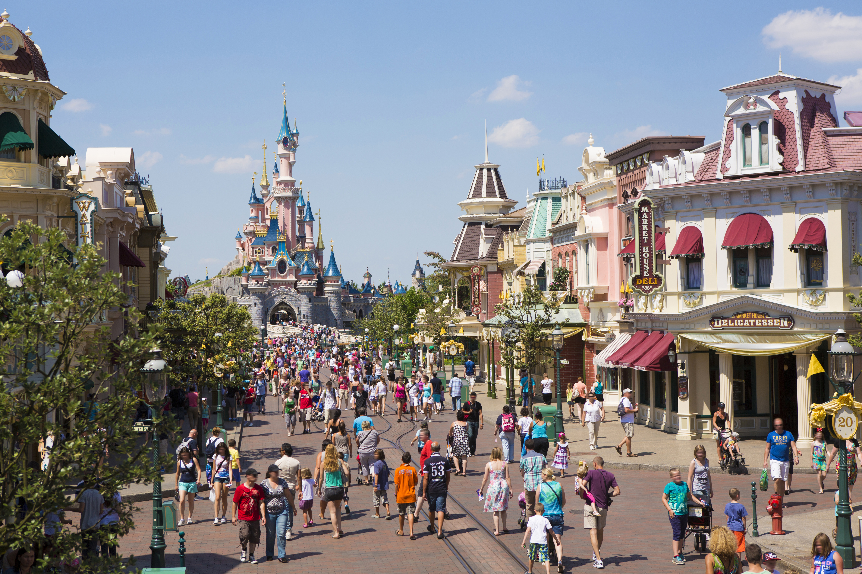 Disneyland Paris Yann Piriou