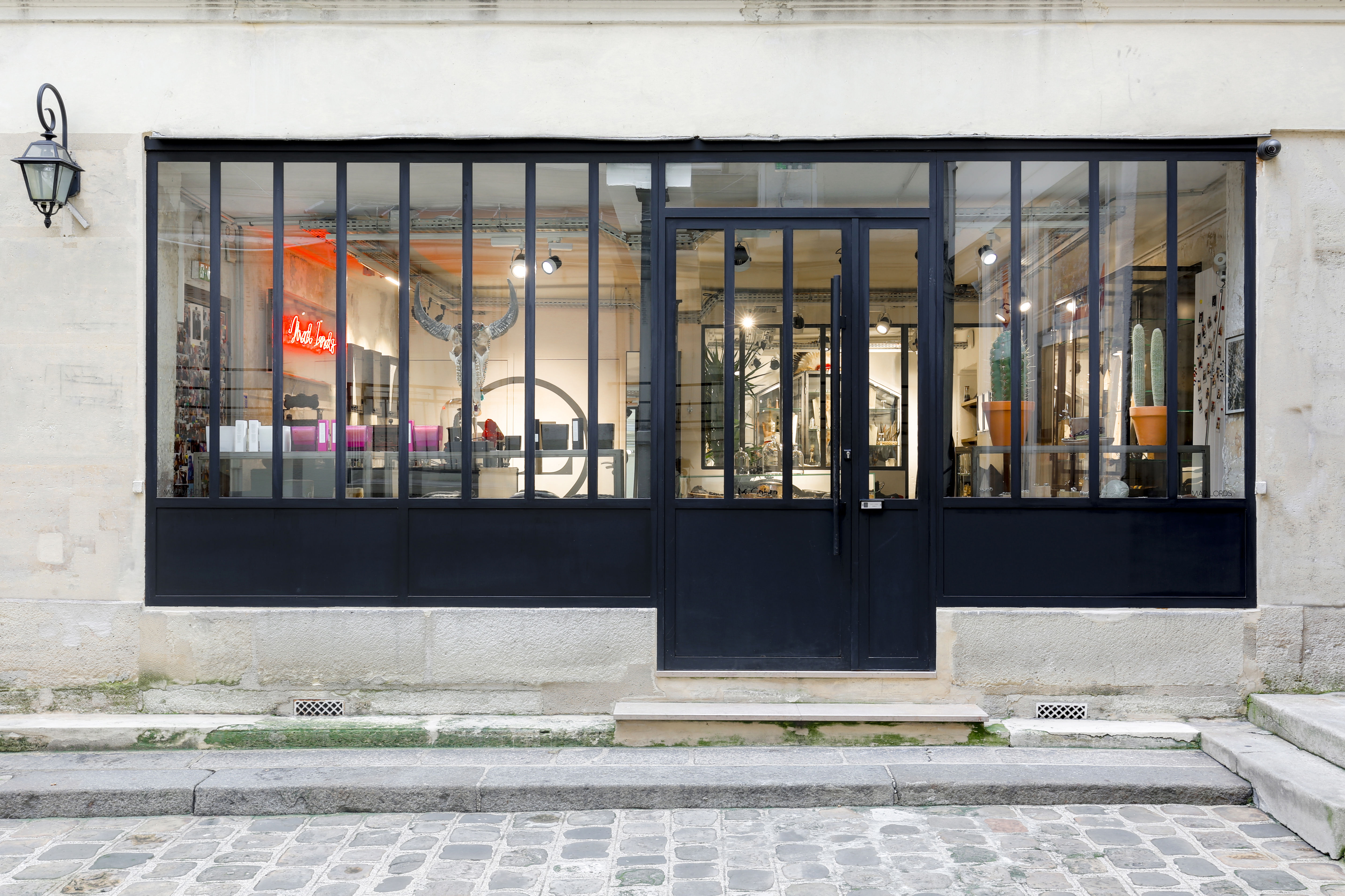 Boutique Mad Lords Guillaume Seoazec