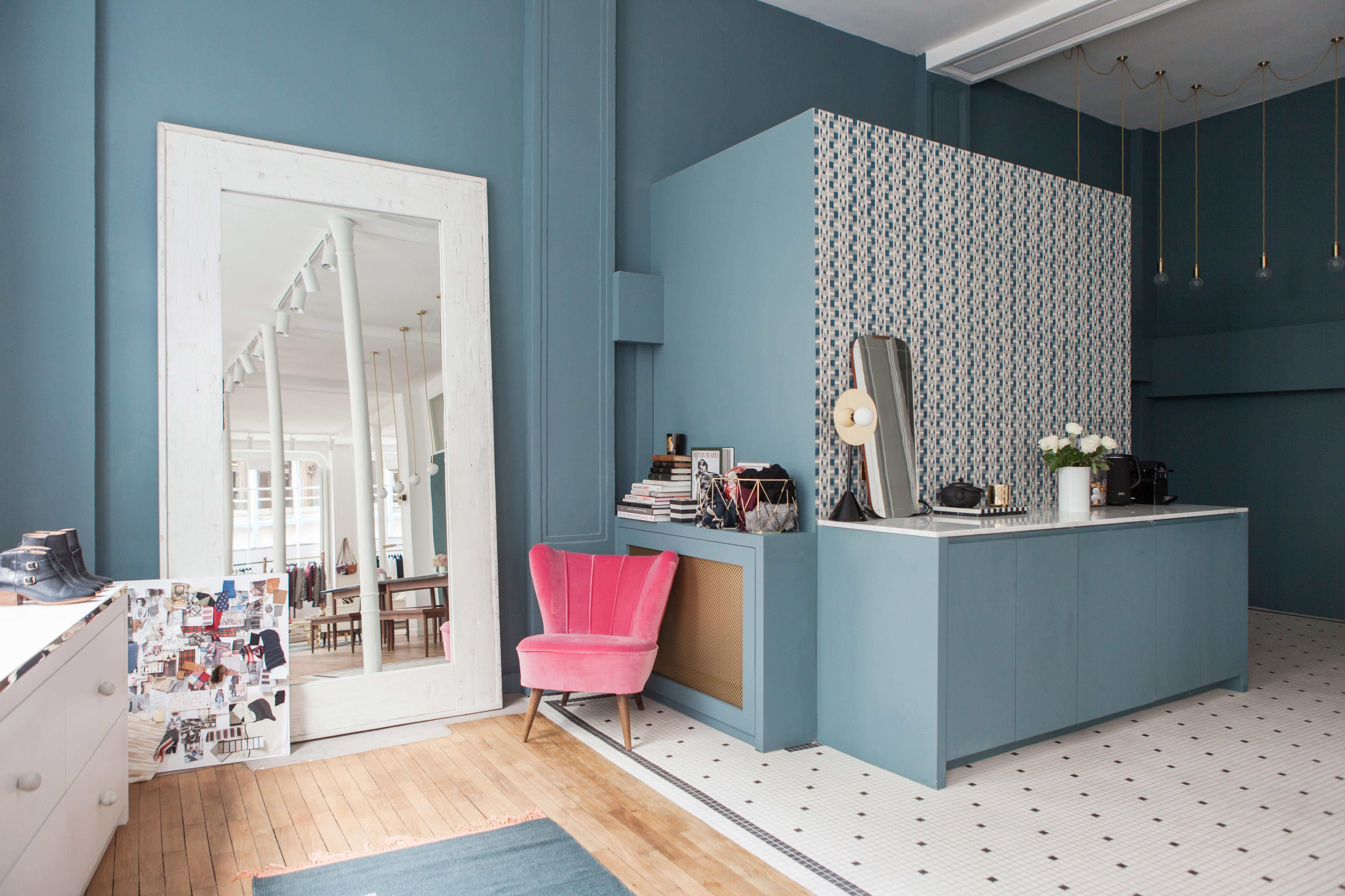 Sézane%252C appartement concept store%252C Paris 2015. Sézane%252C appartement concept store%252C Paris 2015.