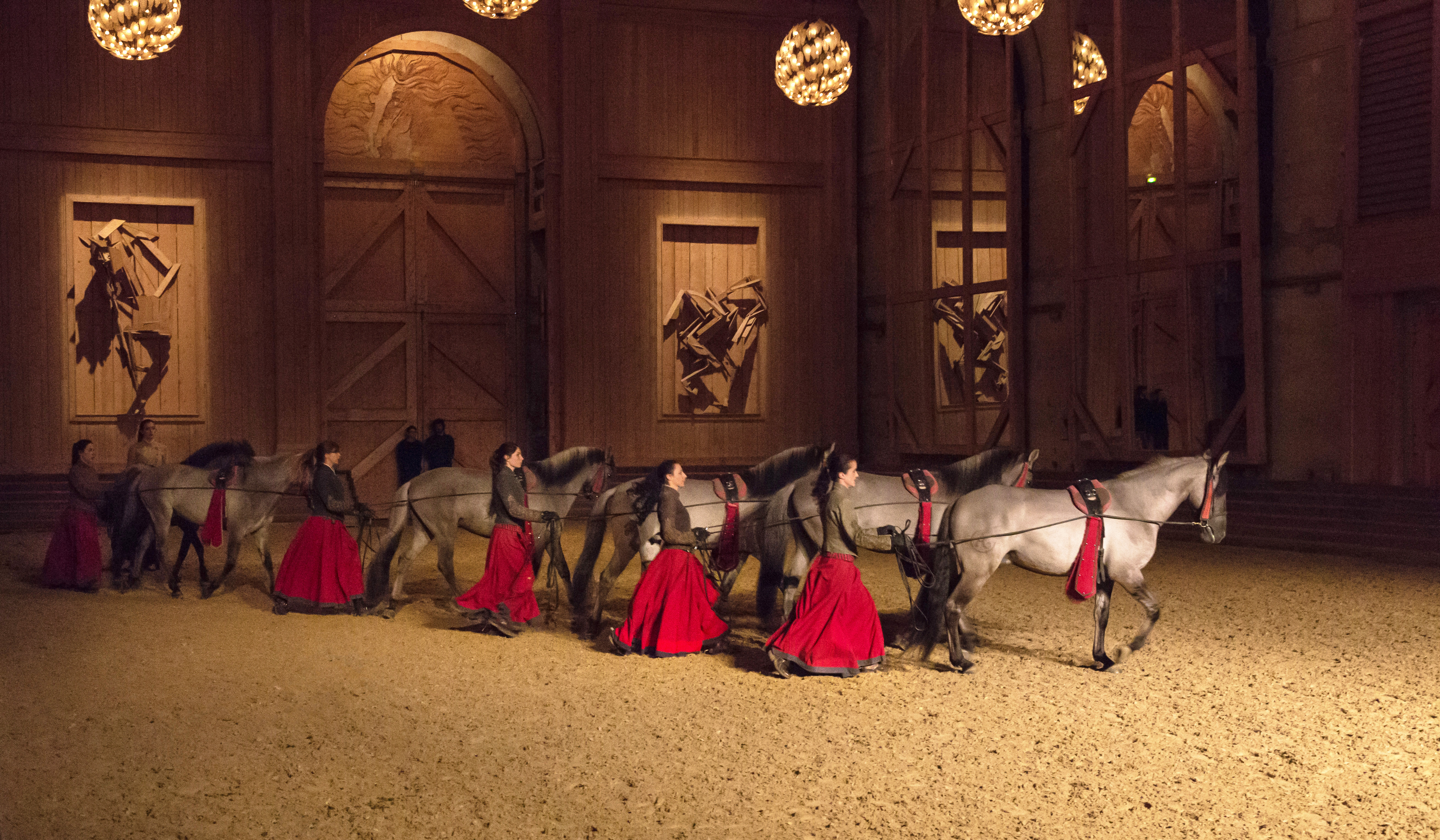 Académie équestre de Versailles Académie équestre de Versailles