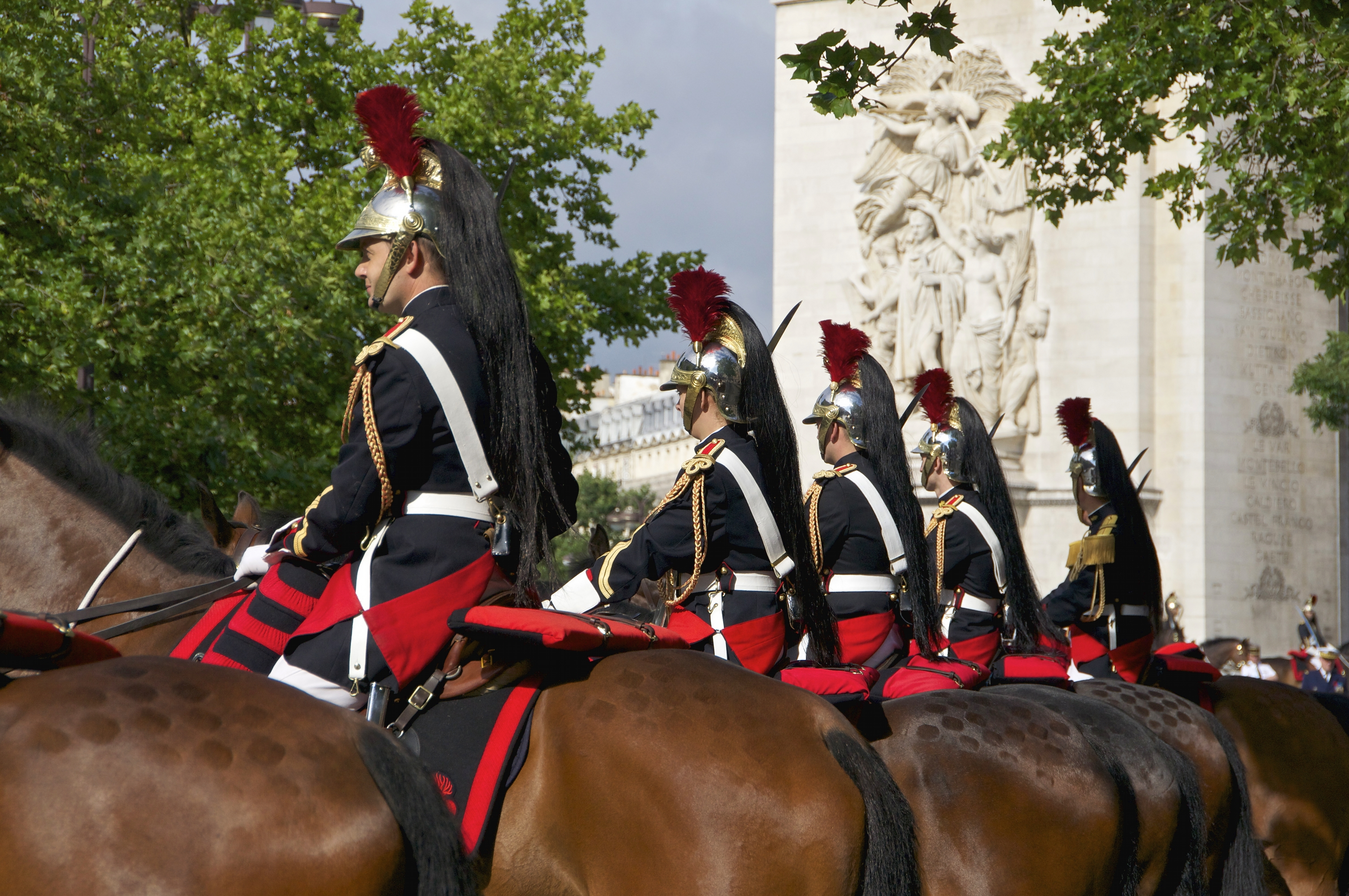 Garde Républicaine Paris Jebulon
