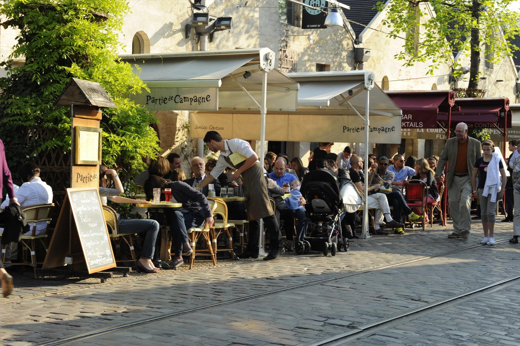Bercy Village Absinthes