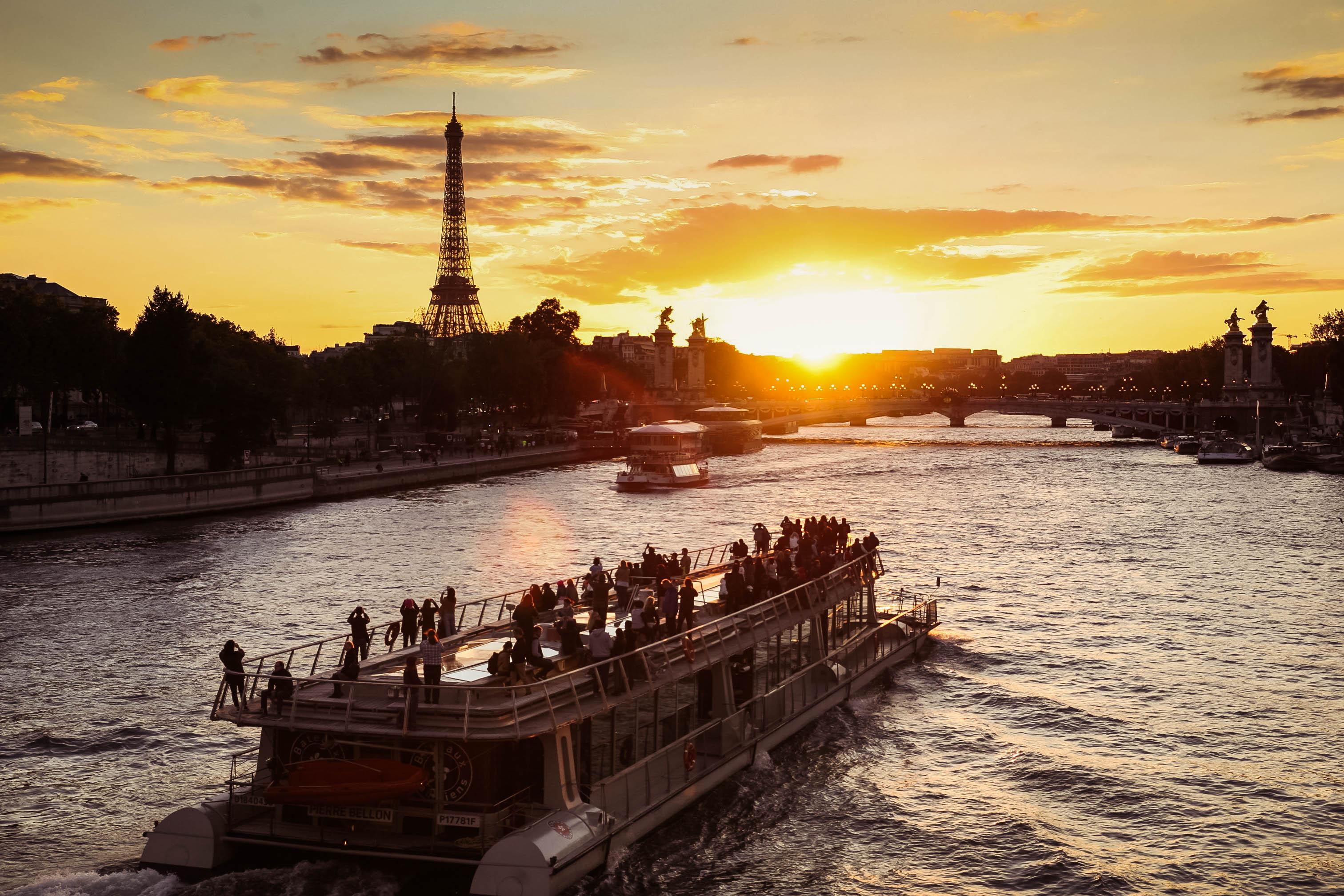 La Seine - Bateaux Parisiens CRT IDF%252FATF%252FLiiinks%252FLaurent Derossi