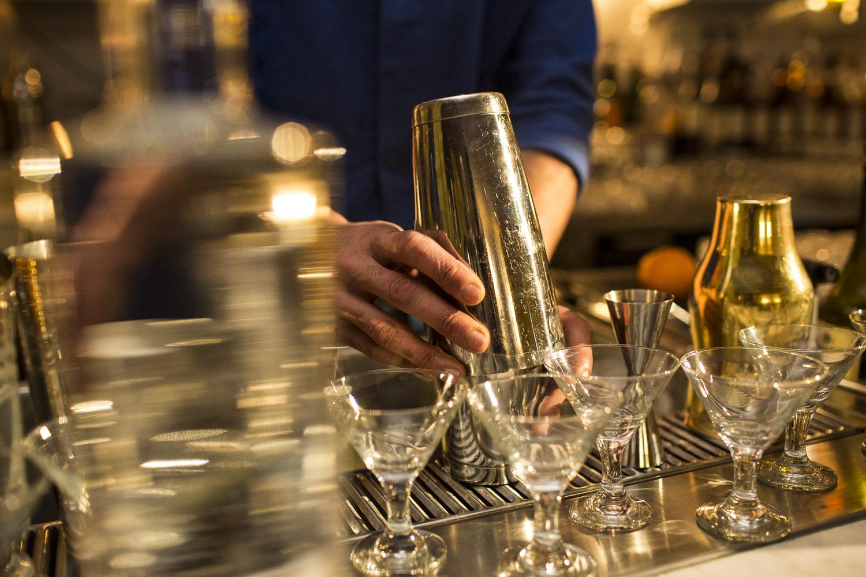 Paris Cocktail Week 2016 P. Levy