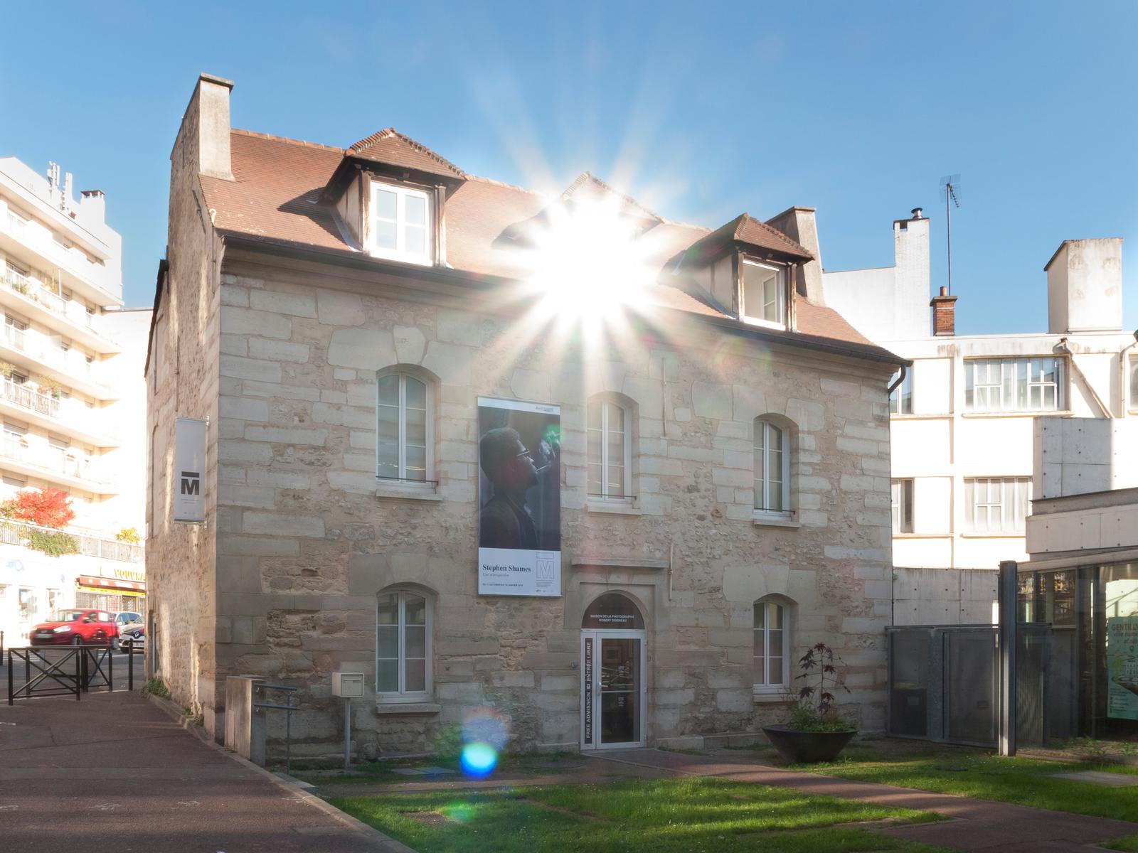 Maison de la Photographie Robert Doisneau%252C Gentilly. Maison de la Photographie Robert Doisneau%252C Gentilly.