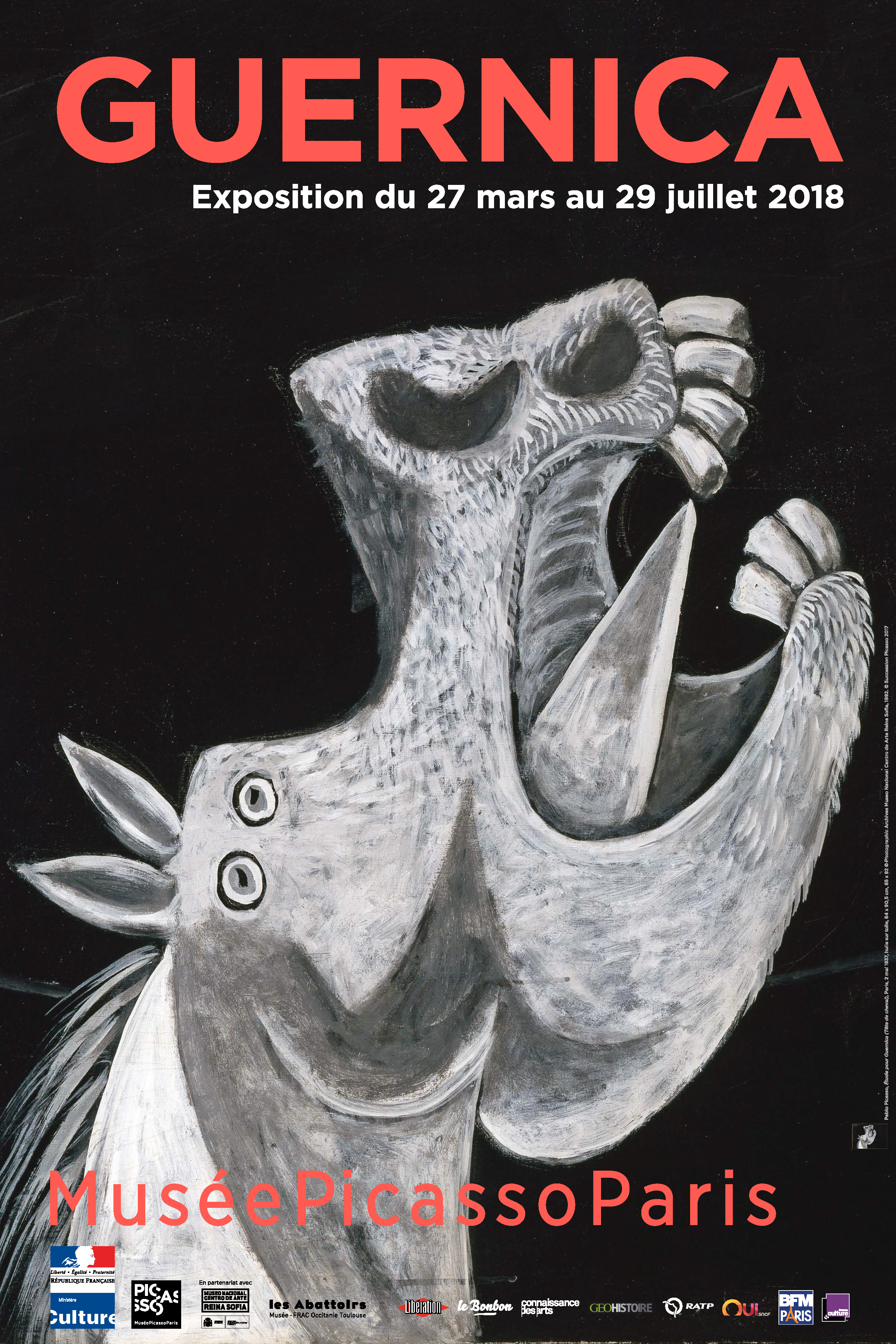 Exposition Guernica%252C Musée national Picasso-Paris Musée national Picasso-Paris Philippe Fuzeau