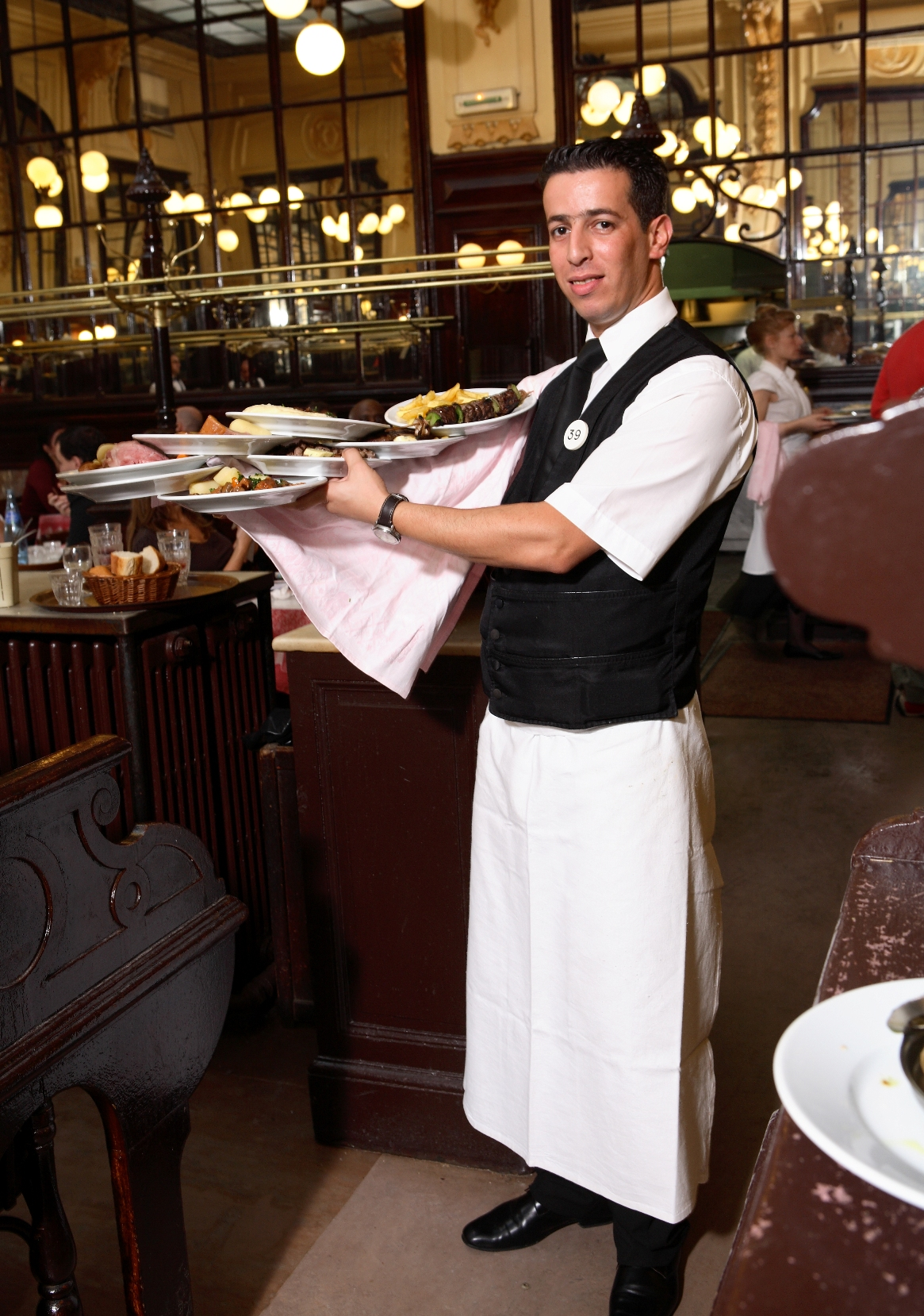 Bouillon Chartier%252C restaurant traditionnel%252C Paris. Bouillon Chartier%252C restaurant traditionnel%252C Paris.