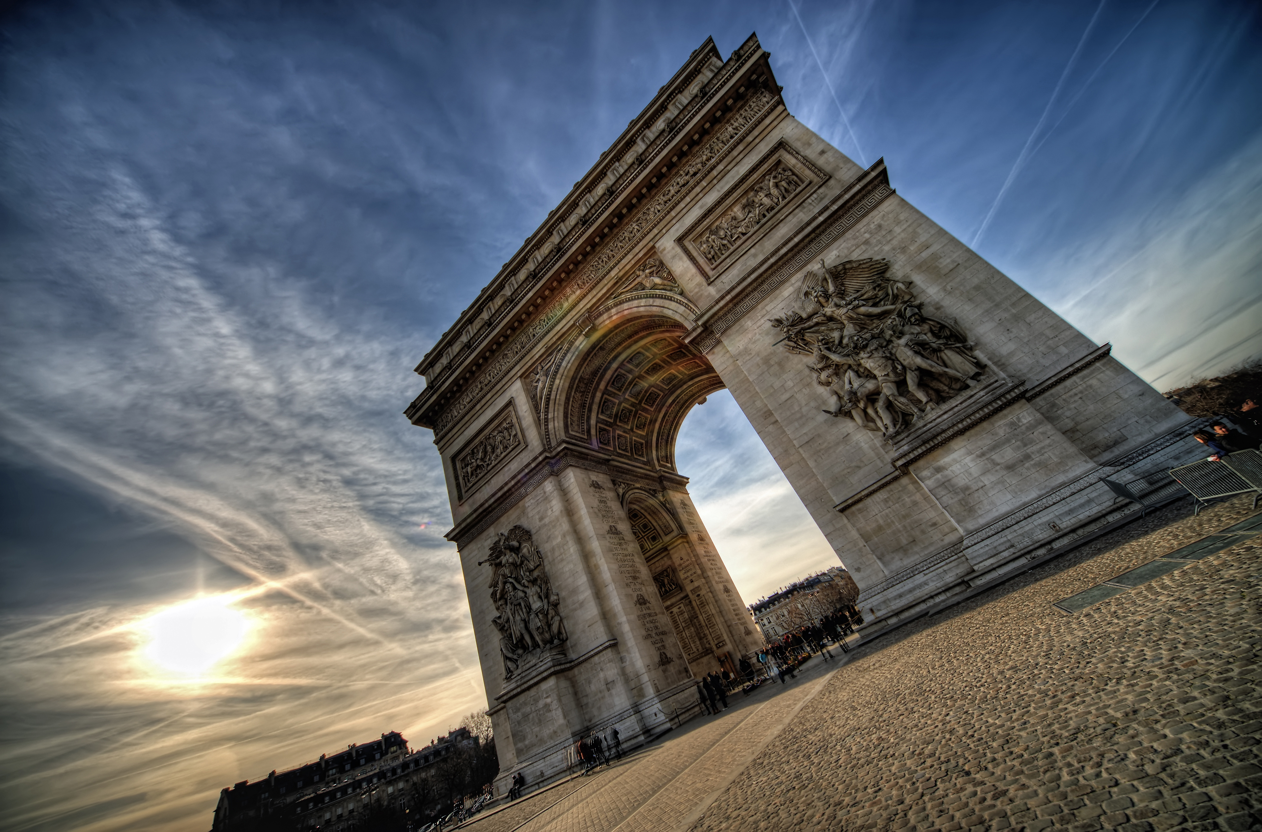 Arc de Triomphe%252C Paris A.Gelot %252F CRT Paris Ile-de-France