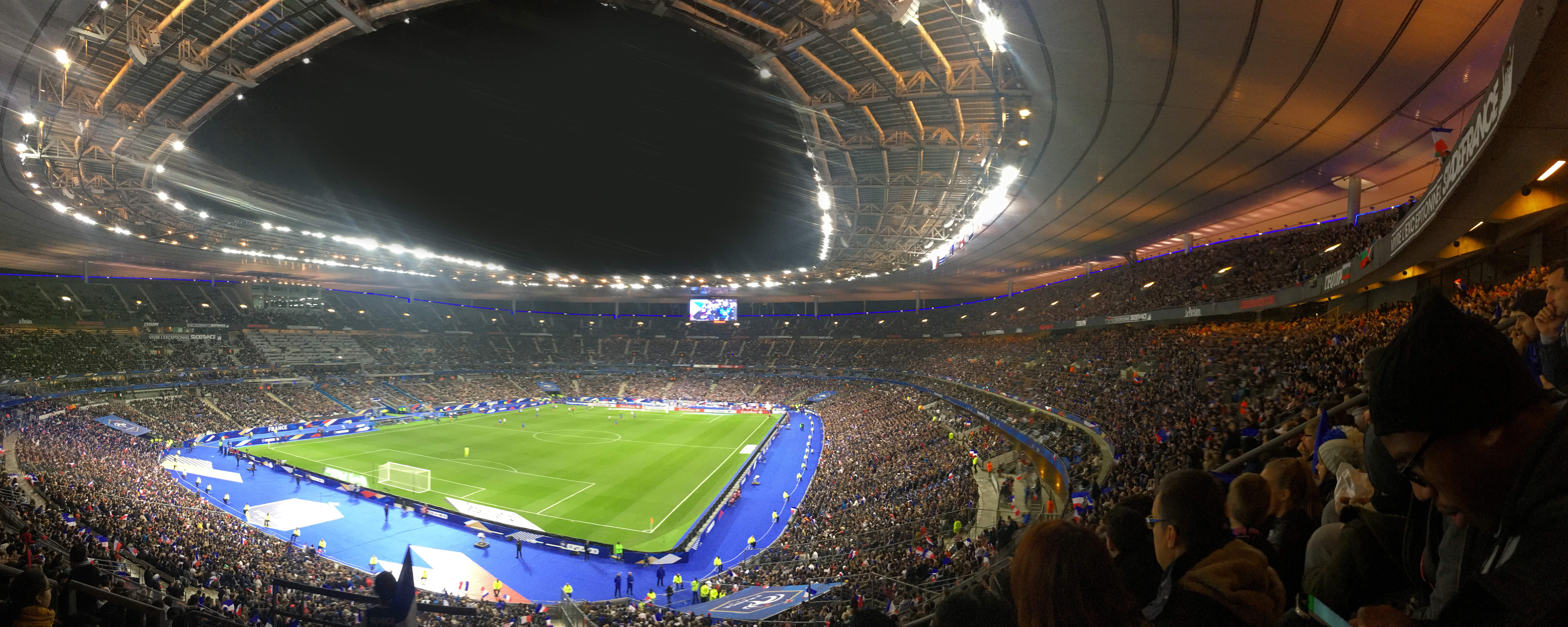 Stade de France CRT Paris Île-de-France