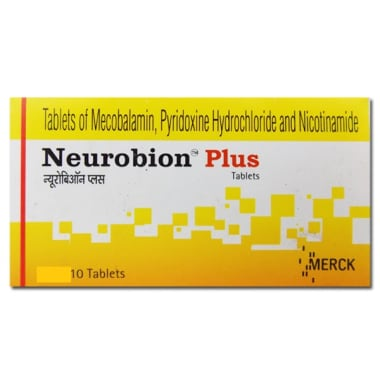 Neurobion Plus Tablet