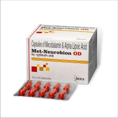 Met-Neurobion OD Capsule