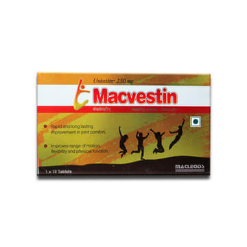 Macvestin 250mg Tablet