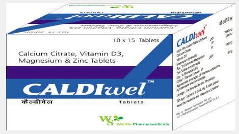 Caldiwel  Tablet