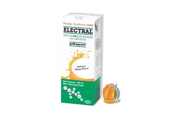 Electral Rtd Liquid Mango