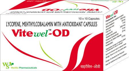 Vitewel-OD Capsule