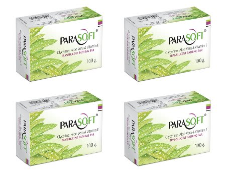 Parasoft Soap (Pack OF 4)