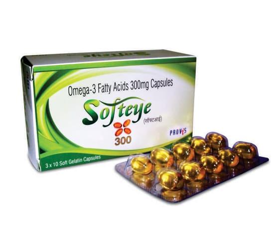 Softeye 300 mg Capsule