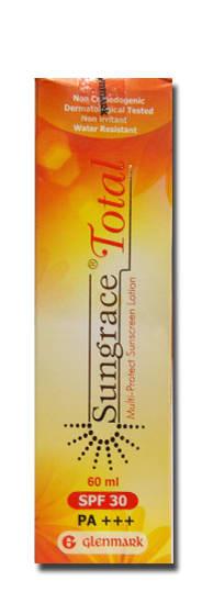 Sungrace Total Sunscreen Spf 30 Lotion