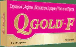 Qgold-F Capsule