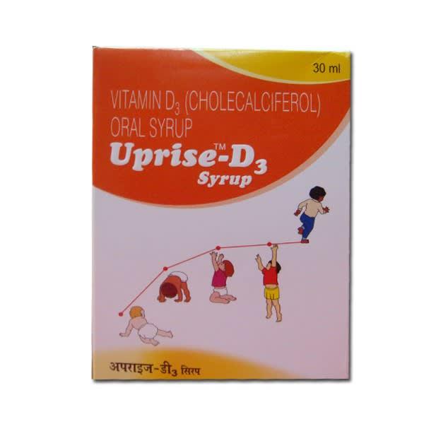 Uprise-D3 Syrup