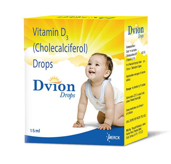 Dvion Drop