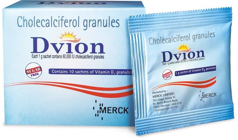 Dvion Sachet