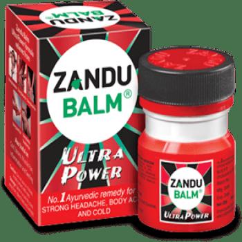 Zandu Ultra Power Balm