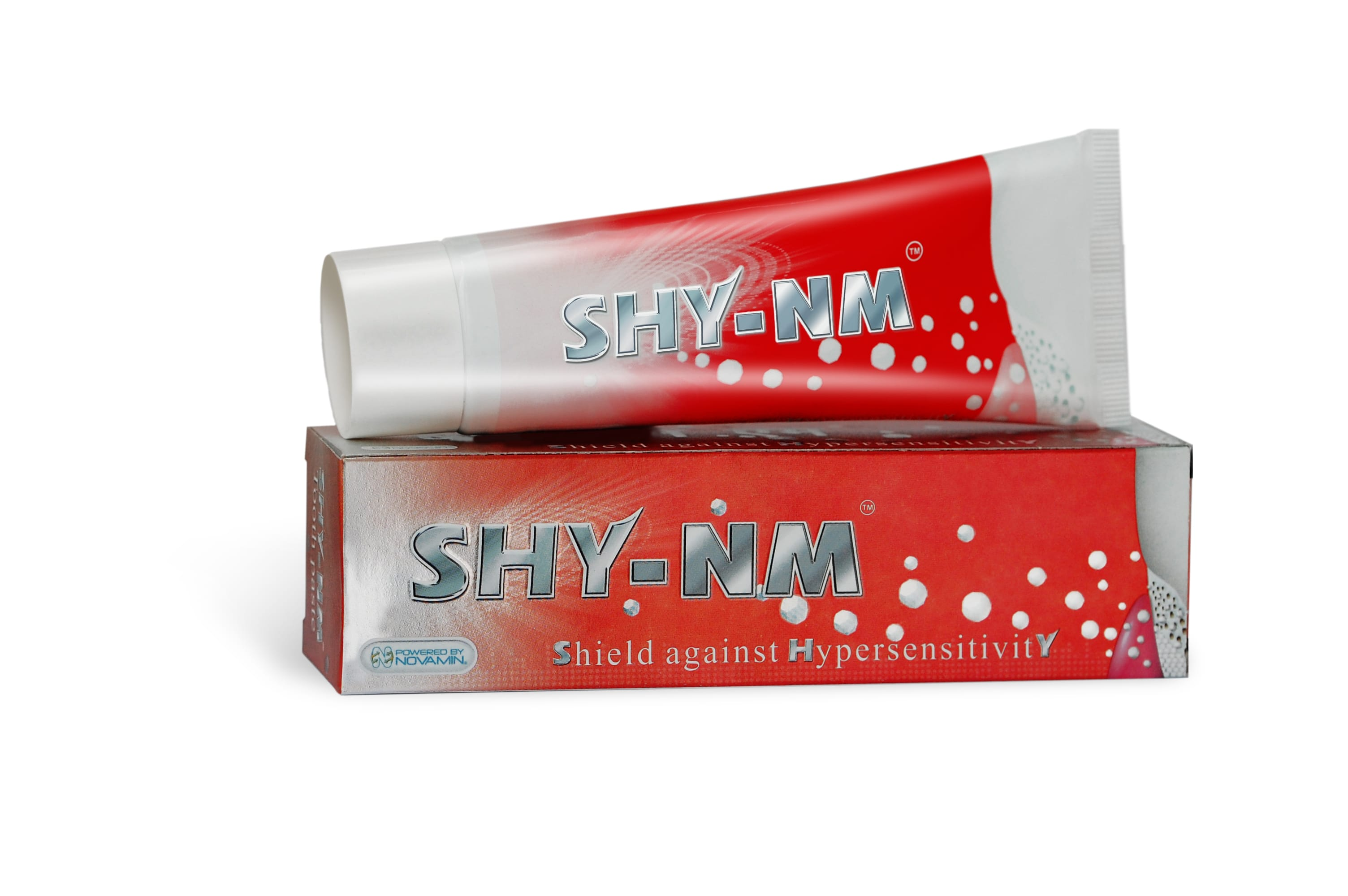 Shy-NM Toothpaste
