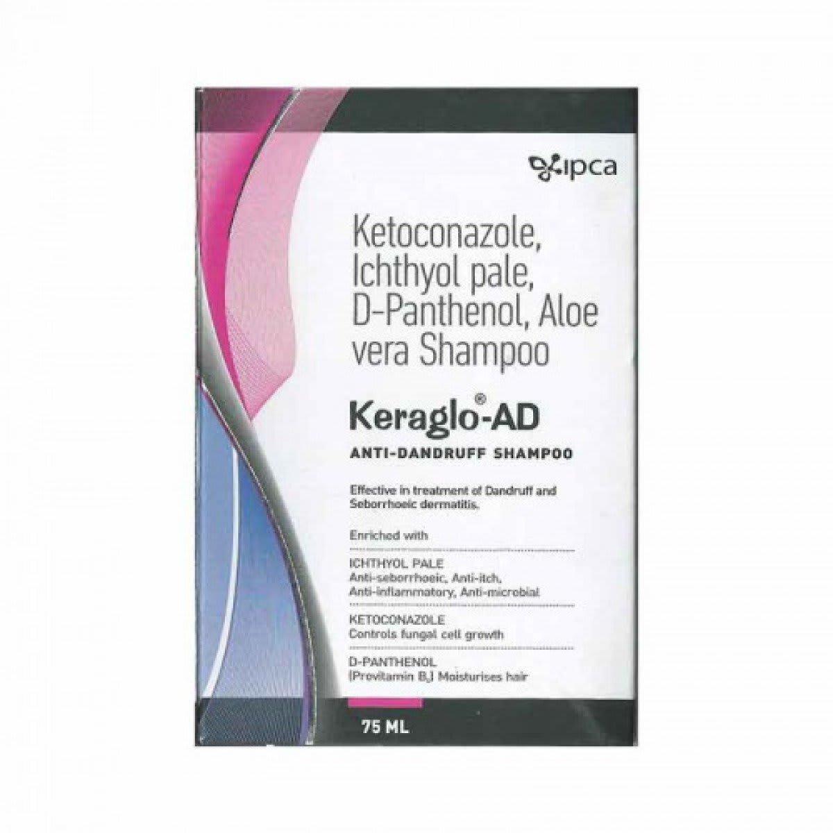 Keraglo - AD Anti-Dandruff Shampoo