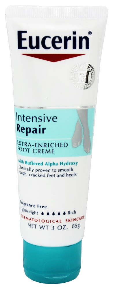Eucerin Intensive Repair Foot Cream