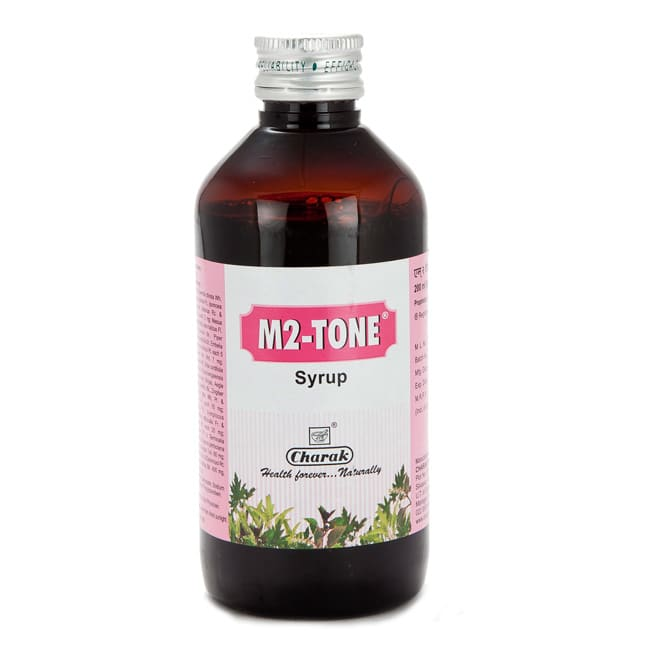 M2-Tone Syrup