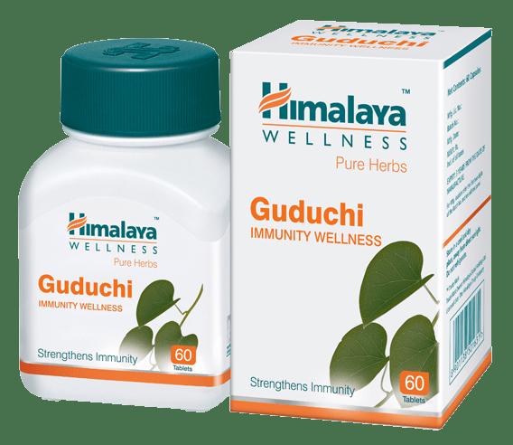 Himalaya Wellness Pure Herbs Guduchi Immunity Wellness Tablet