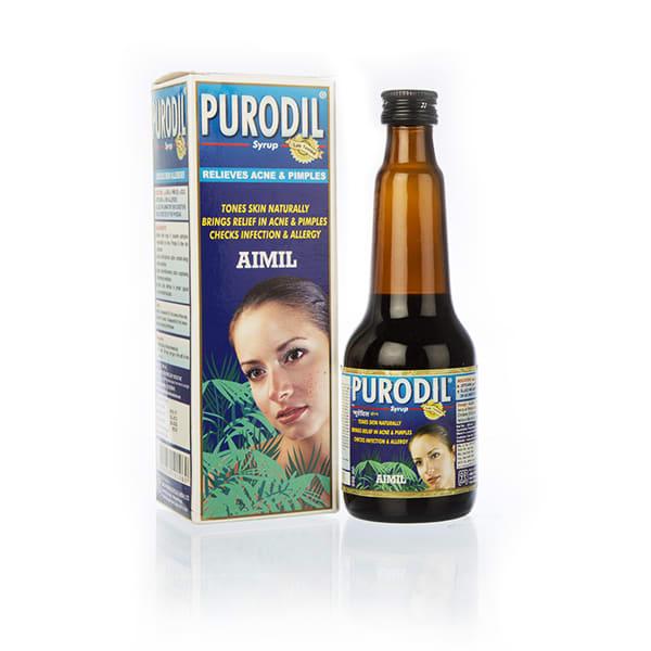 Purodil Syrup