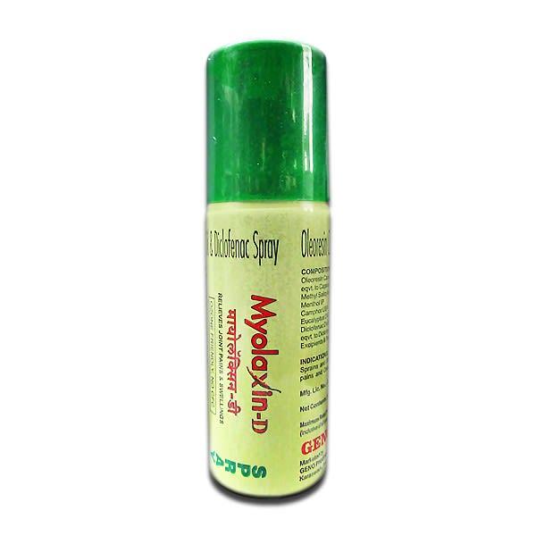 Myolaxin-D Spray