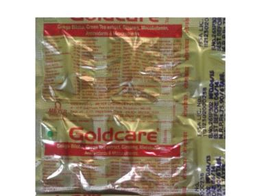 Goldcare Tablet